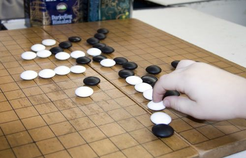 Го — игра для шибко умных